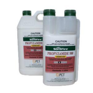 Surerfire Propyzamide 500SC Herbicide 1L & 5L