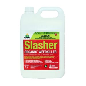 Slasher Organic Weedkiller 5L