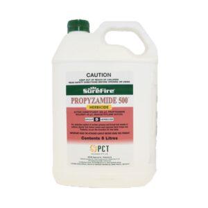Surefire Propyzamide 500 SC Herbicide 5L