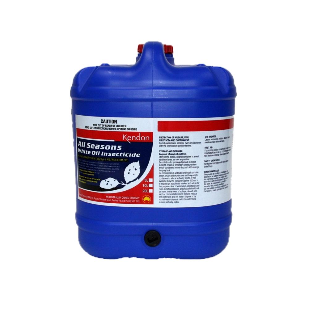 White Oil Insecticide (Petroleum Oil)