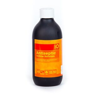 Iodine Antiseptic Solution 500mL