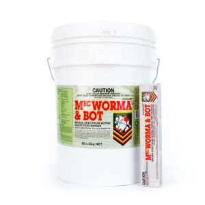 Farnam Mecworma & Bot Broad Spectrum Worm Paste For Horses