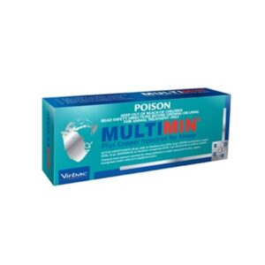 Multimin Plus Copper Injection For Sheep