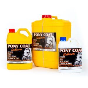 Pony Coat 2-5L, 5L & 20L