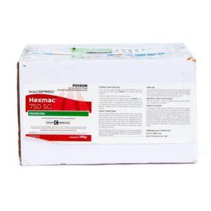 Hexmac Hexazinone 750SG Herbicide10kg II