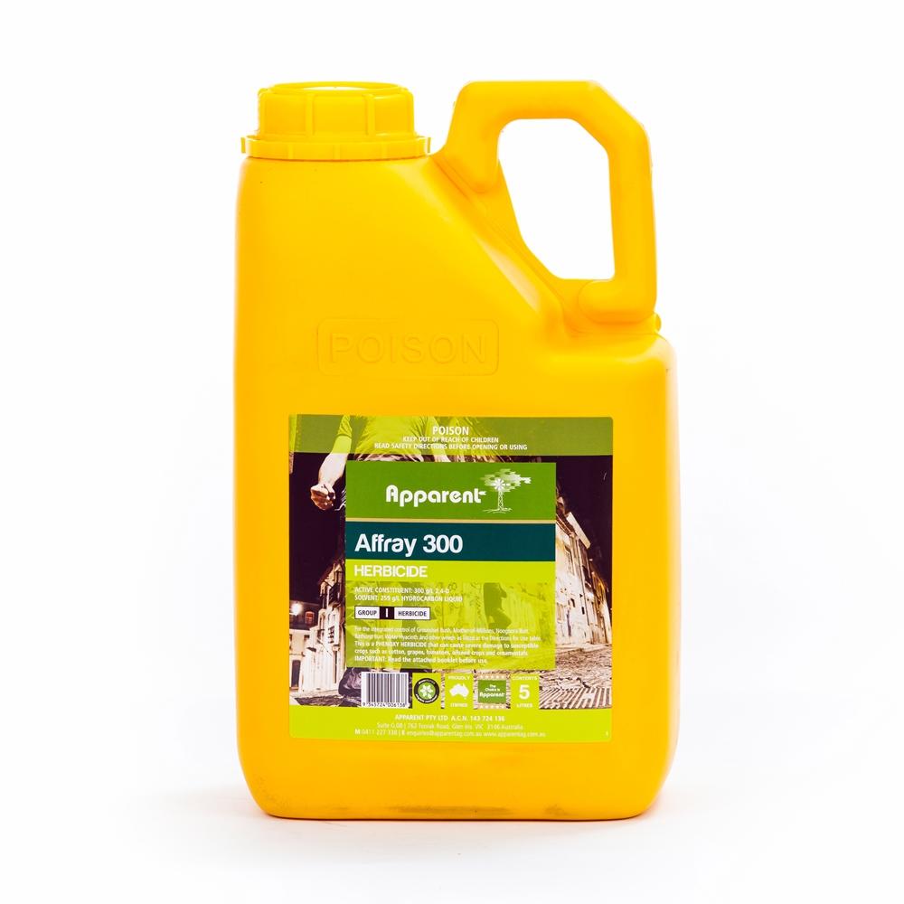 Affray 300 Herbicide (2,4-D Phenoxy Acids)