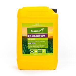 2,4-D Ester 680 Herbicide 20L