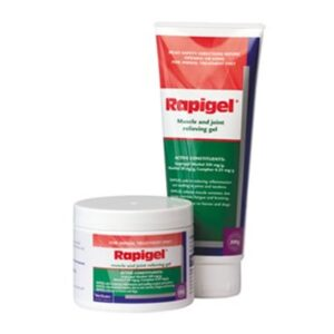 Rapigel Muscle And Joint Relieving Gel 200gm & 250gm