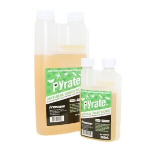 Pyrate Natural Insecticide 250mL & 1L