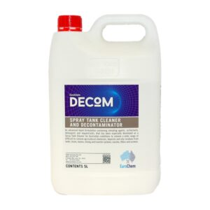Decom Spray Tank Cleaner & Decontaminator 5L