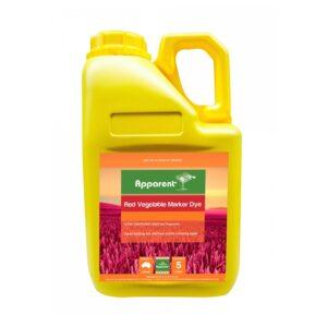 Red Vegetable Marker Dye 5L