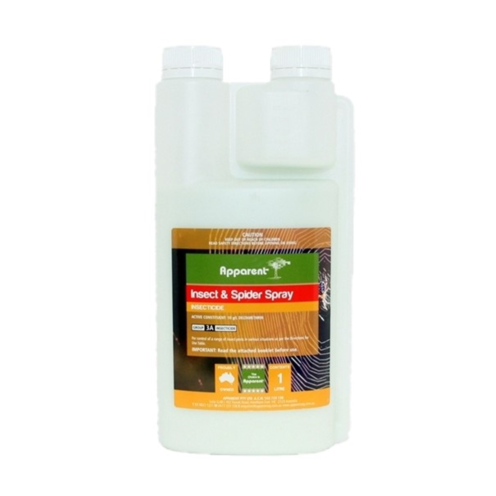 Insect and Spider Spray Insecticide