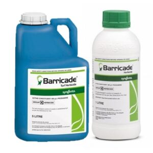 Barricade Herbicide 1L & 5L