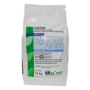 OzCrop Glyphosate 700 Soluble Granular Herbicide 15kg I