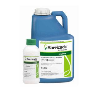 Barricade Herbicide 1-Litre & 5-Litre