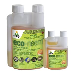 Eco-Neem Botanical Insecticide 100mL & 250mL