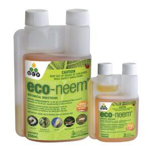 Eco-Neem Botanical Insecticide 100mL & 250mL