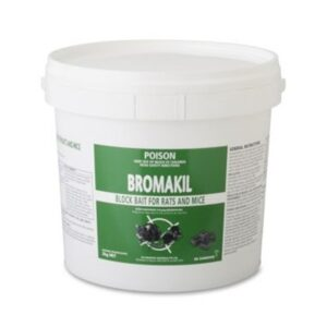Bromakil Block Bait For Rats And Mice 2kg