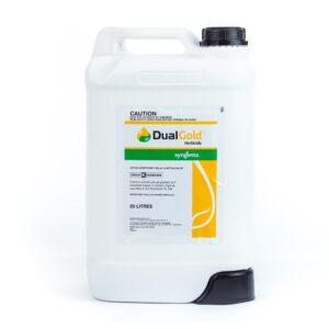 Dual Gold S-Metolachlor Herbicide 20L
