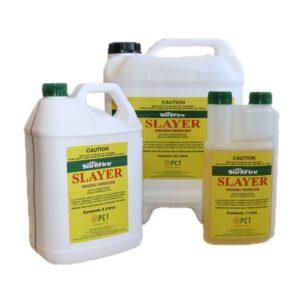 Surefire Slayer Organic Herbicide 1L,5L & 20L