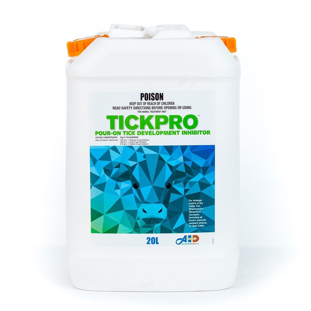CattlePro & TickPro Pour-On 20L Bundle
