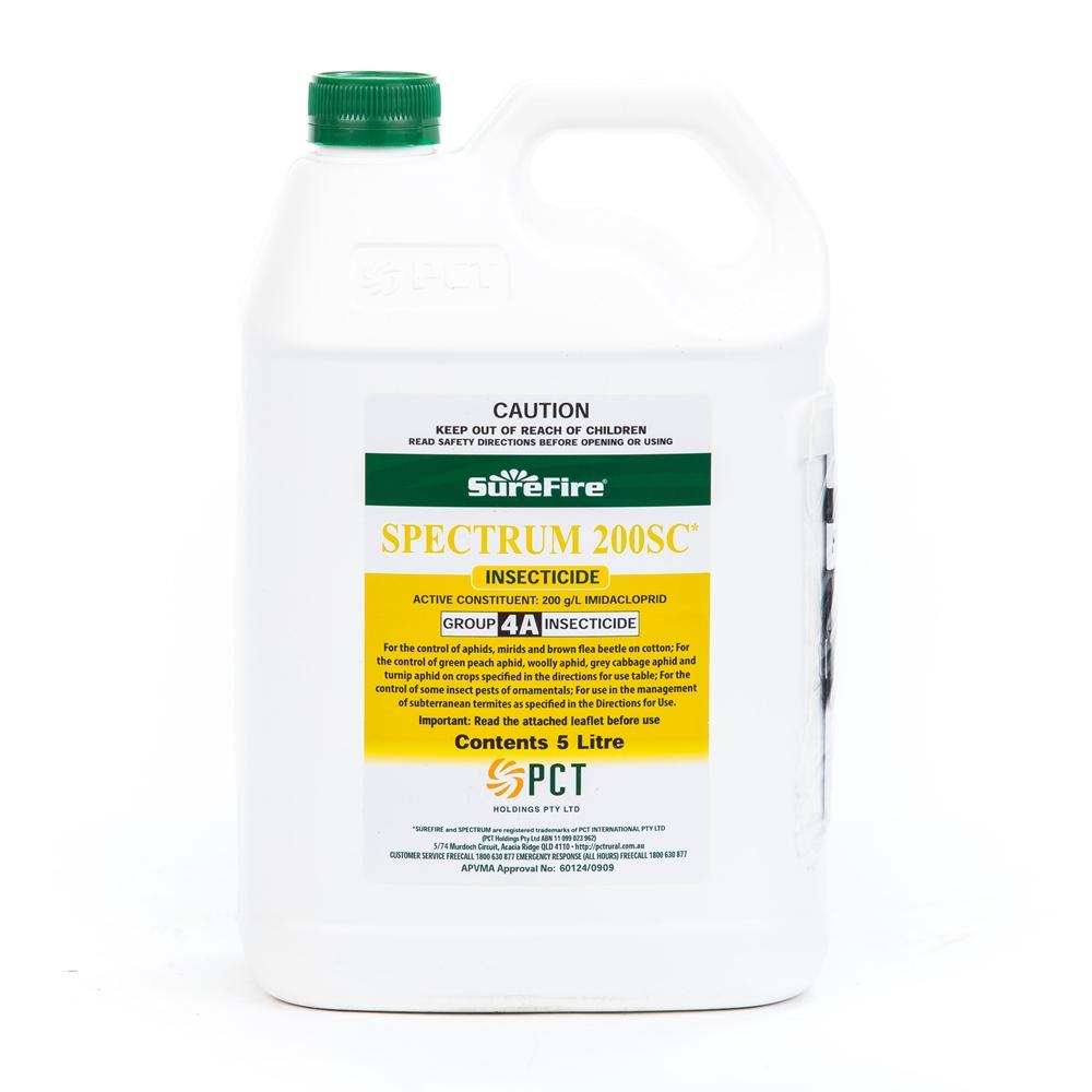 Surefire Spectrum 200 SC Insecticide & Termiticide (Imidacloprid)