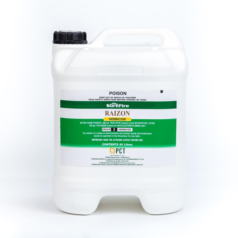 Raizon Herbicide (Triclopyr & Picloram)
