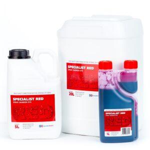 Specialist Red Rhodamine Marker Dye 1L 5L & 20L
