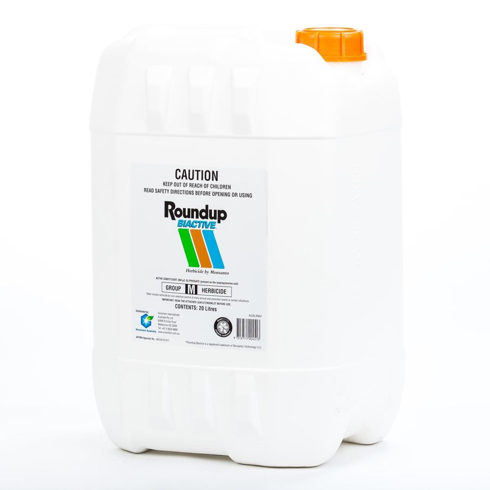 Roundup Biactive Herbicide (Glyphosate)