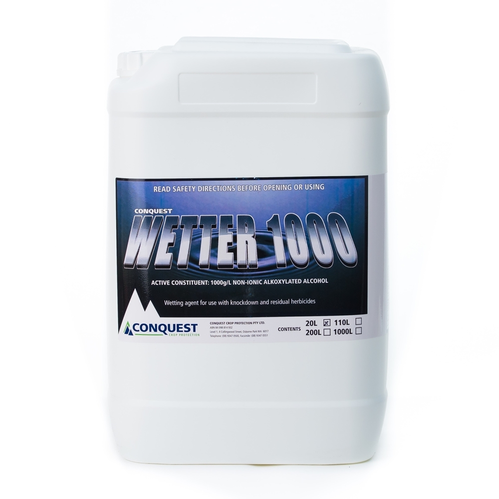 Wetter 1000 (Non-Ionic Alkoxylated Alcohol)