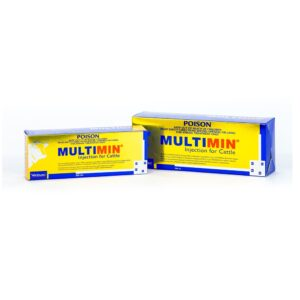 Multimin Injection For Cattle 200mL & 500mL
