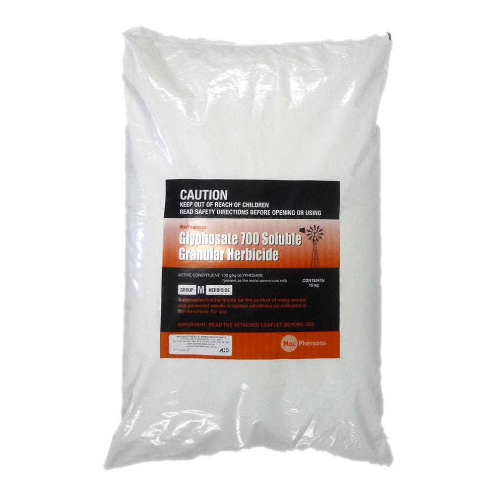 Glyphosate 700 Soluble Granular Herbicide