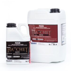 Hatchet Herbicide (Triclopyr & Picloram) 5L & 20L
