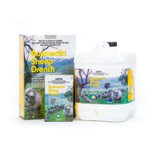 Ausmectin Ivermectin Sheep Drench 1L, 5L & 20L