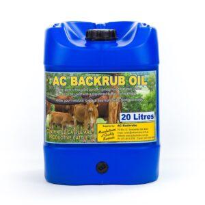 AC Backrub Parafin Oil 20-Litre