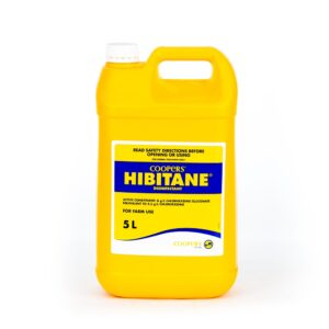 Coopers Hibitane Chlorhexidine Gluconate Disinfectant 5-Litre