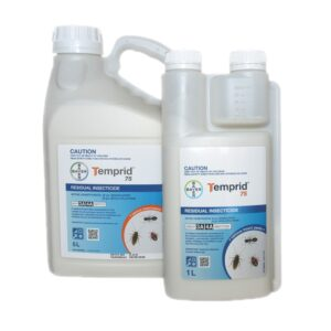 Bayer Temprid 75 Residual Insecticide 1 Litre & 5 Litre Bottle