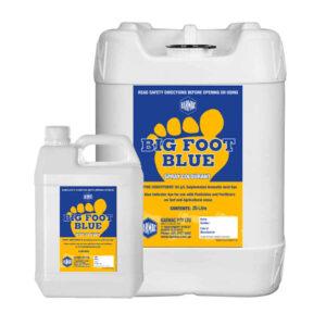 Big Foot Blue Spray Colourant 5-Litre & 20-Litre