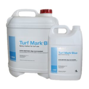 Turf Mark Blue Spray Marker For Turf Use 5L & 20L