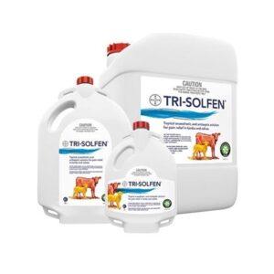 Tri-Solfen Pain Relief for Lambs & Calves 1-Litre, 5-Litre & 20-Litre