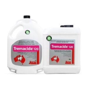 Tremacide 120 Flukicide For Cattle And Sheep 5-Litre & 10-Litre