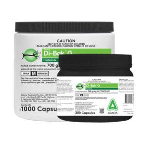 Di-Bak G Herbicide 200 & 1000 Capsule Packs