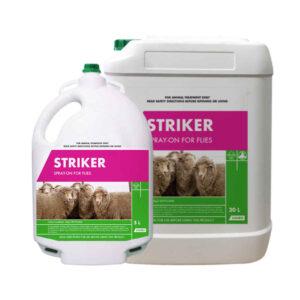 Striker Spray-On For Flies 5-Litre & 20-Litre