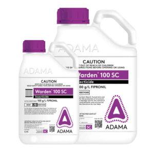Warden 100SC Insecticide 2.5Litre & 5Litre