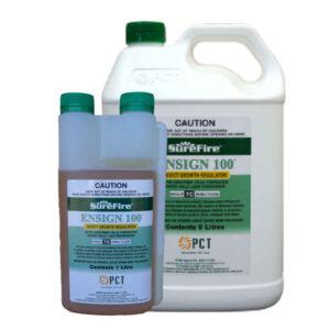Surefire Ensign 100 Insect Growth Regulator 1-Litre & 5-Litre