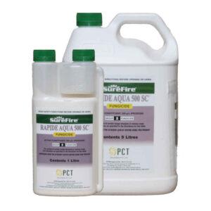Surefire Rapide Aqua 500SC Fungicide 1-Litre & 5-Litre