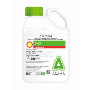 3-D Selective Herbicide 10-Litre