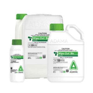 Wipe-Out Bio Glyphosate Herbicide 1-Litre, 5-Litre & 20-Litre