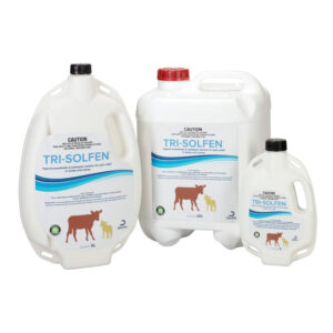 Tri-Solfen Topical Anaesthetic & Antiseptic 1-Litre, 5-Litre & 20-Litre